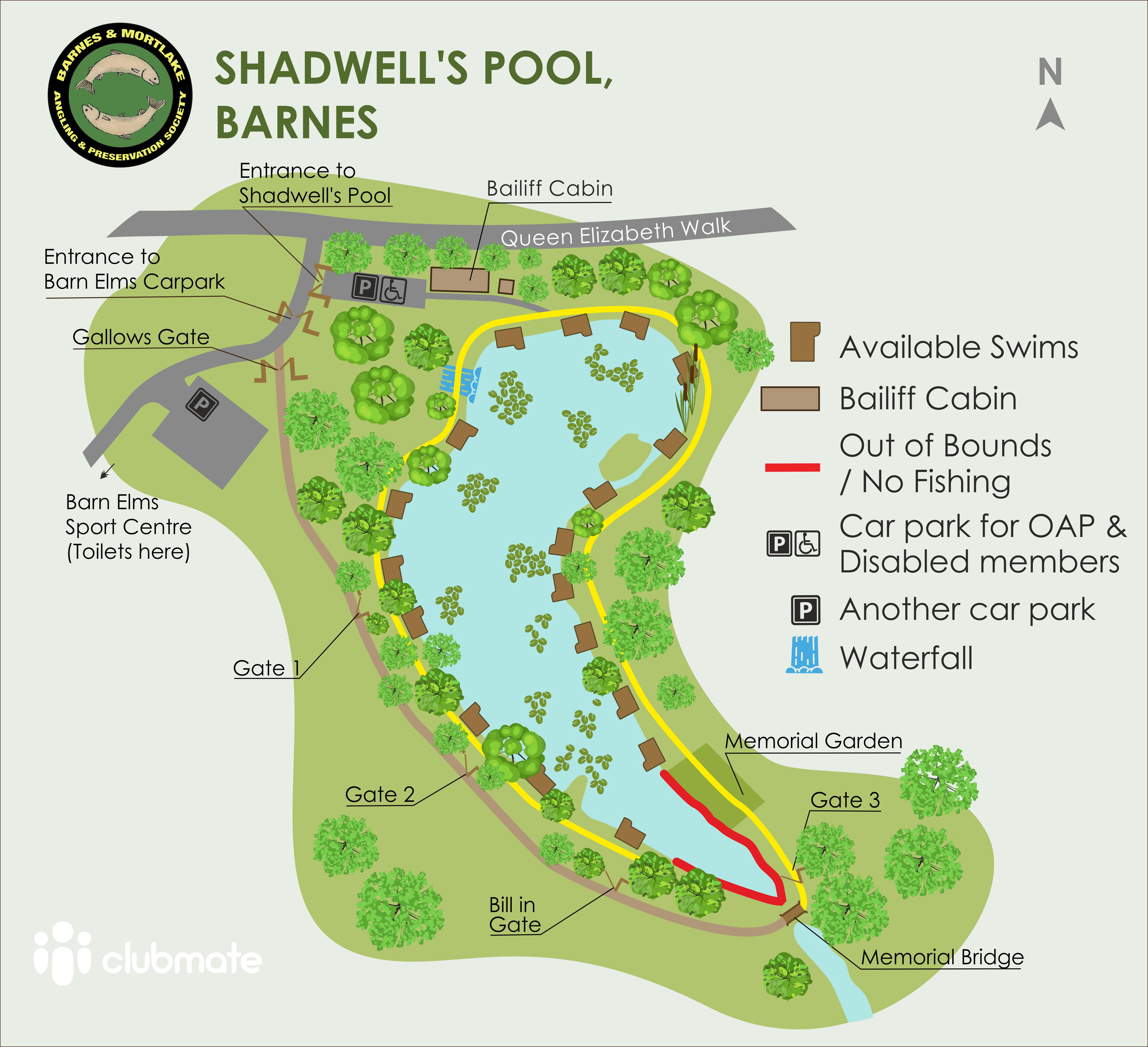 Shadwells Pool Final